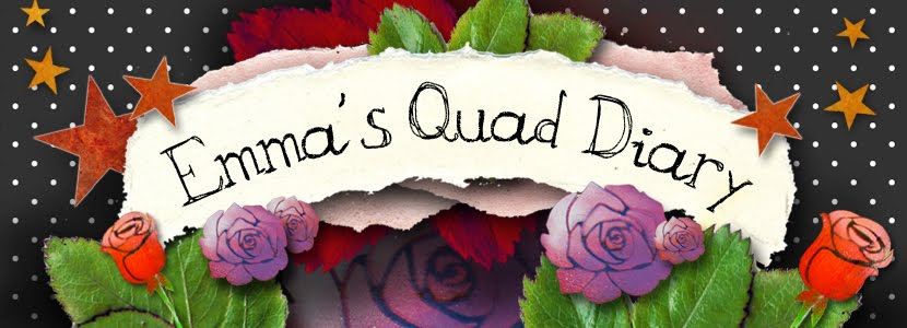 Emma&#39;s Quad Diary