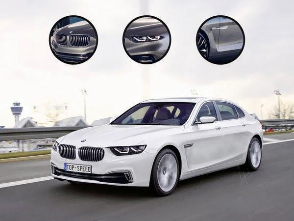 2016 BMW 9 Series