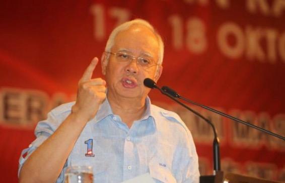 Najib Razak Pesan Jangan Hina dan Malukan Pemimpin Negara