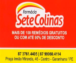 FARMÁCIA SETE COLINAS
