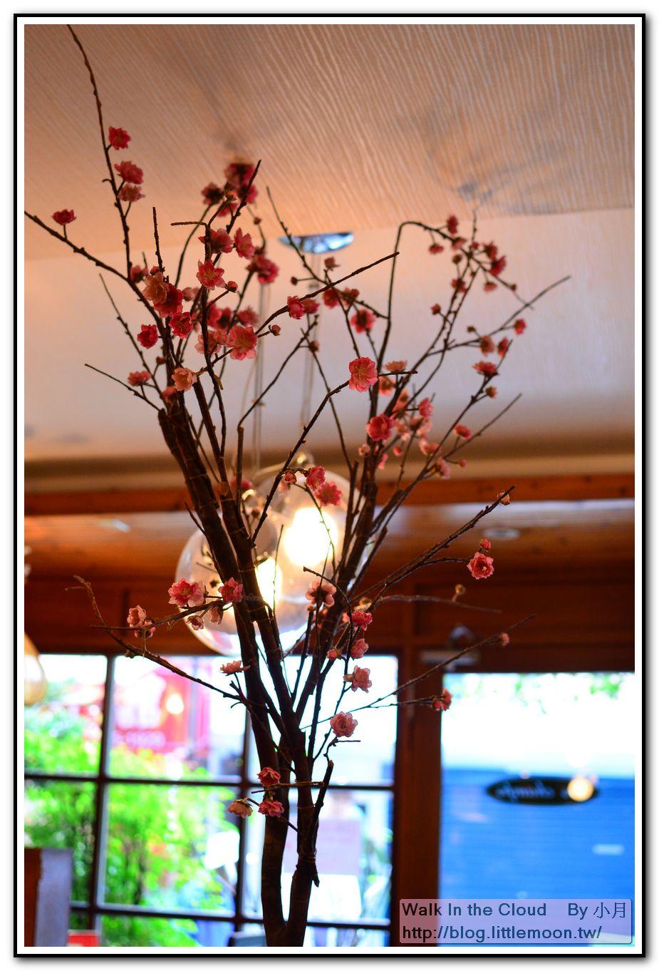 室內櫻花造景