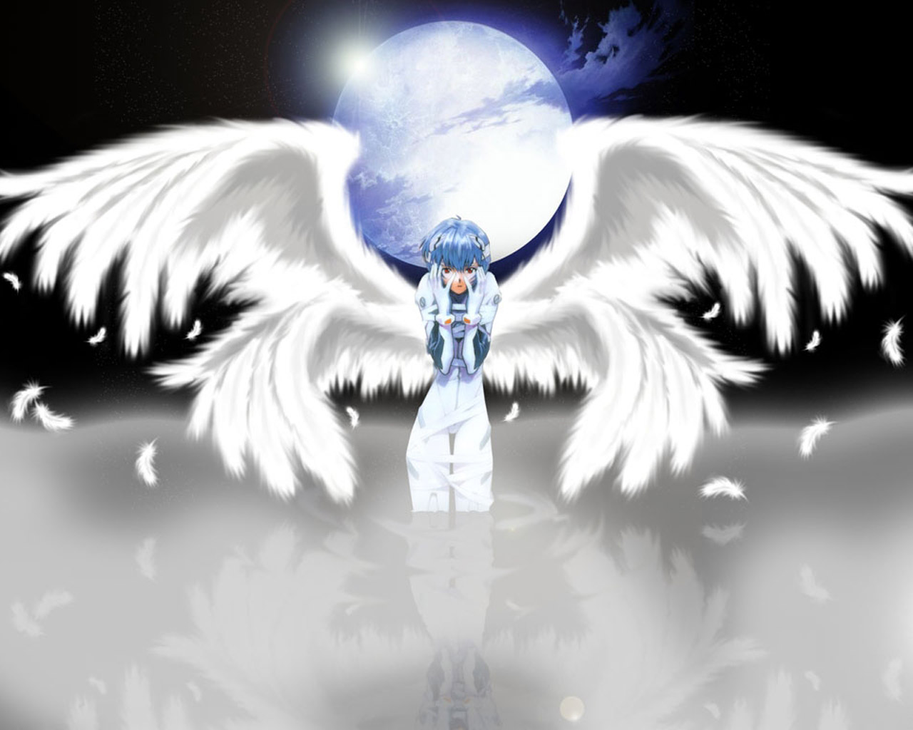 Wallpaper: Wallpaper Anime Angel