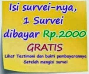 SURVEY DIBAYAR MAHAL