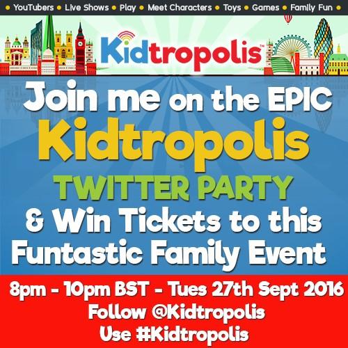 #Kidtropolis