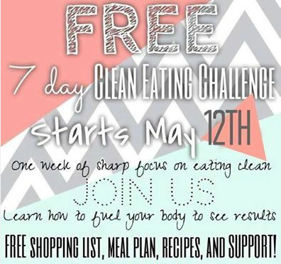 free clean eating group, support, motivation, help, eat clean