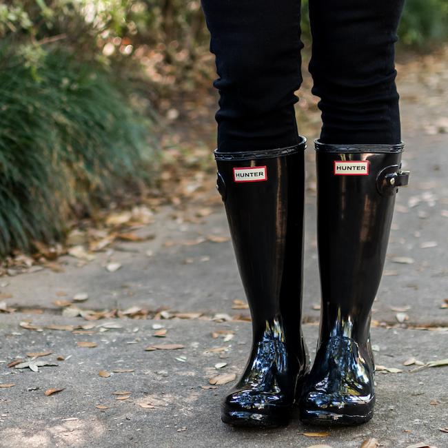 Hunter & Ugg Rain Boot Review | Honey We're Home