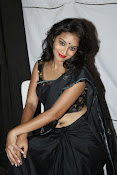 Actress Bhanu Hot photos in black-thumbnail-2