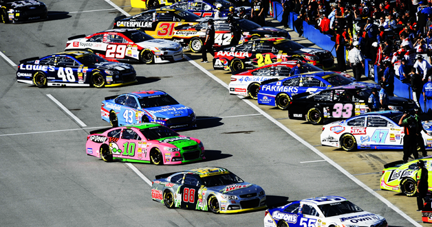 New #NASCAR Structure to Feature Two Rounds to Determine Pole Winner