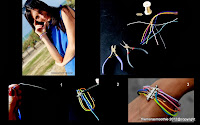 diy fashion, crafts, diy bracelet,.