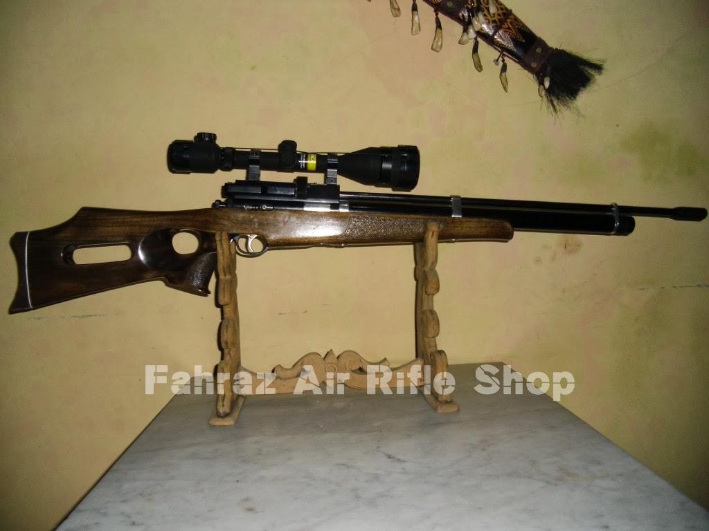 Senapan PCP Air Arms Tabung Dural 32