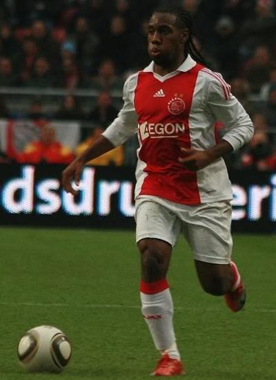 Manchester United want Vurnon Anita Ajax Defender transfer summer window