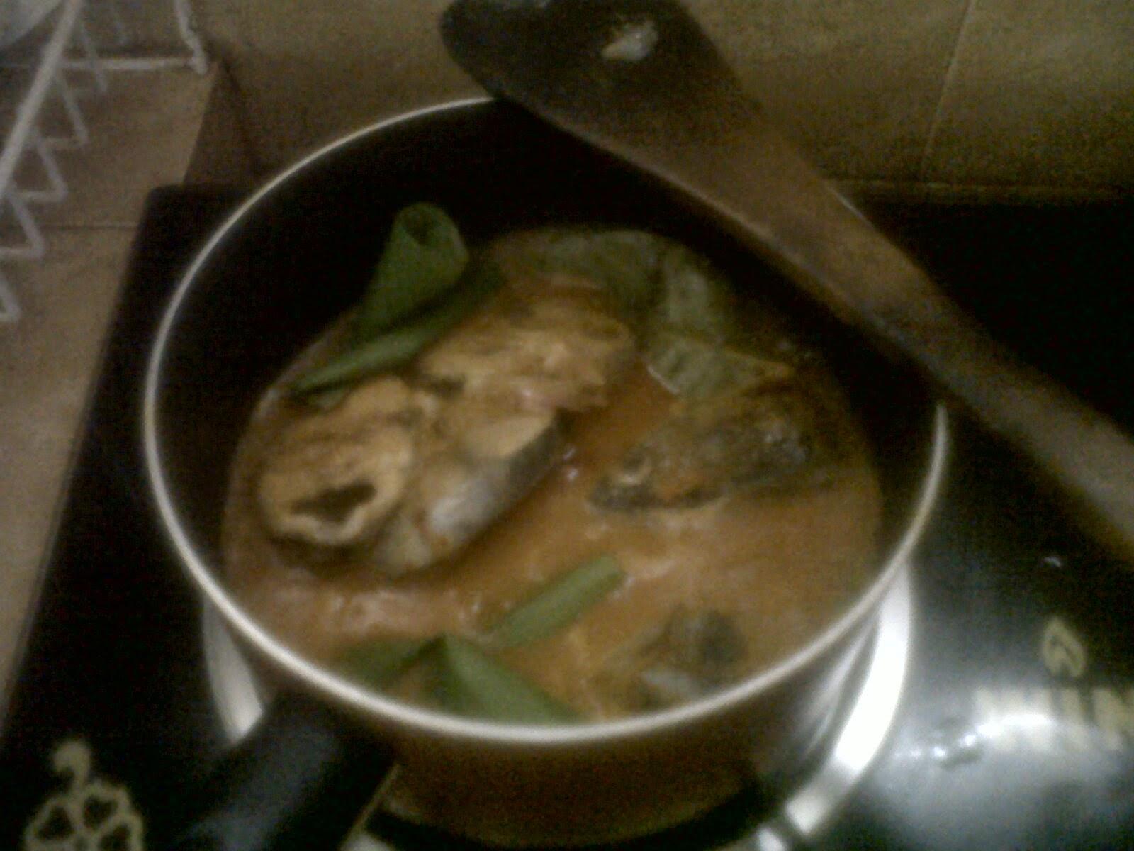 Cara membuat asam pedas ikan tongkol, Wisata Kuliner Khas
