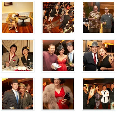 Murder mystery dinner cluedo style at YTL Cameron Highlands Resort