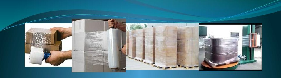 MANUFACTURER - SUPPLIER FOR STRETCH FILM