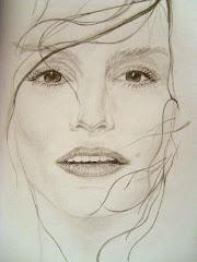Ołówkiem rysowane...moja pasja zaniedbana.
