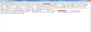 alogin code html