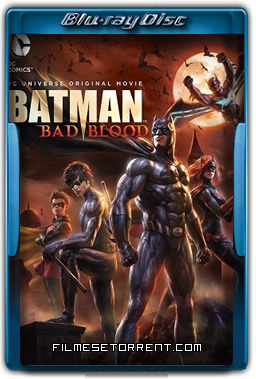 Batman - Sangue Ruim Torrent Dublado