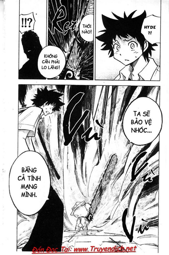 Juhou Kaikin! Hyde and Closer Chapter 35 - Trang 17