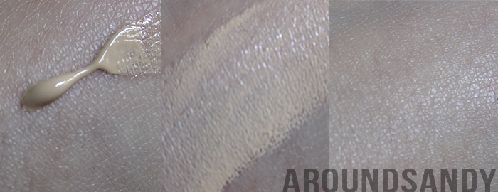 Swatches MUA BB Cream All In One light