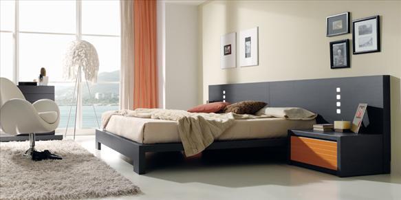 Muebles y soluciones para el hogar dormitorios for Muebles modernos para el hogar