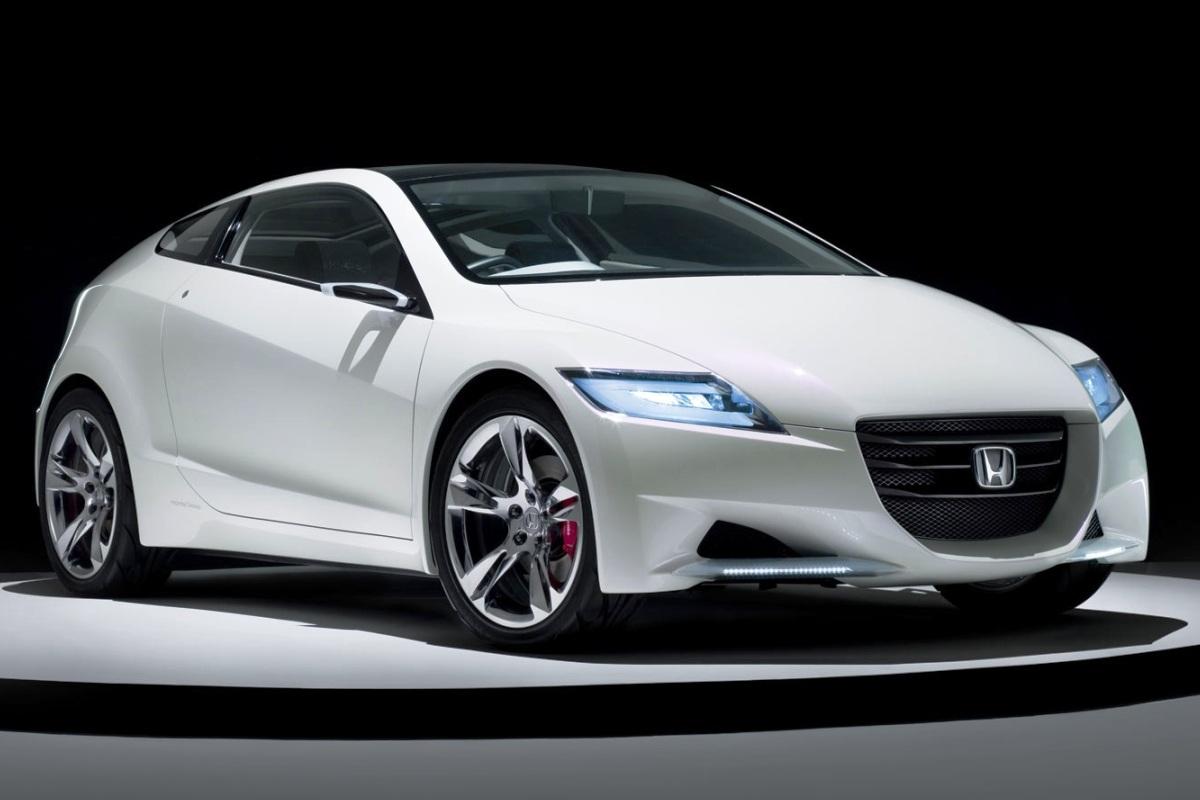 Honda CR-Z. Majalah Otomotif Online