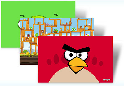Download Angry Birds theme za Windows 7