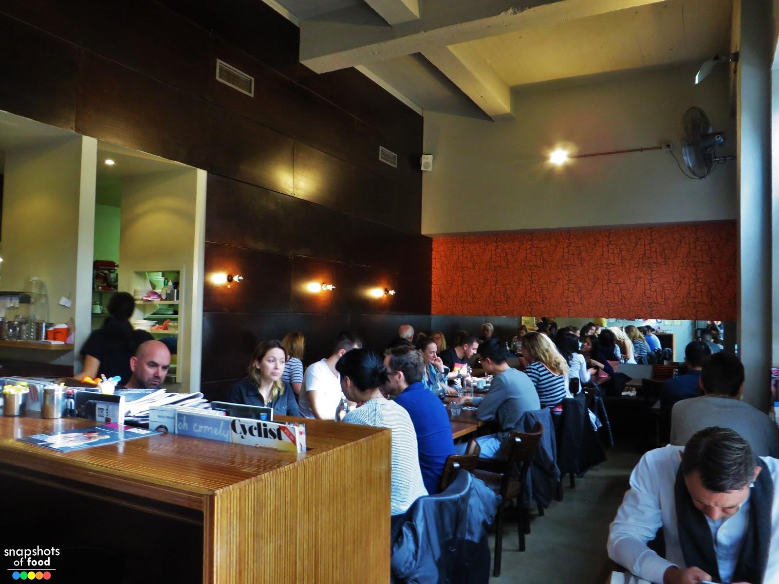 Le Monde Cafe Surry Hills Review