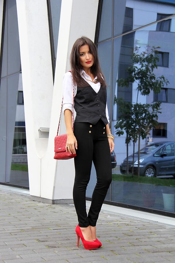 туфли и брюки сочетание фото