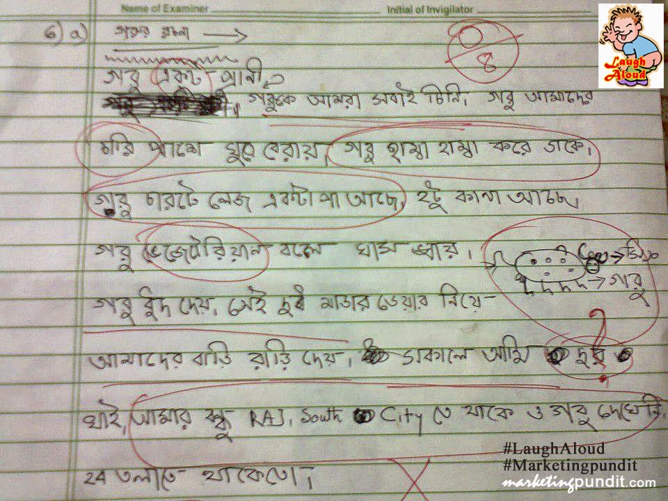 laugh aloud essay on cow by school kid in kolkata essay on cow by school kid in kolkata