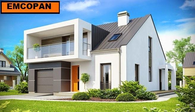 Casas Prefabricadas Emcopan Proyecto Casas Prefabricadas