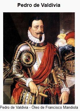 Biografia de pedro de valdivia historia universal - Pedro piqueras biografia ...