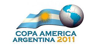 logo copa america Argentina 2011