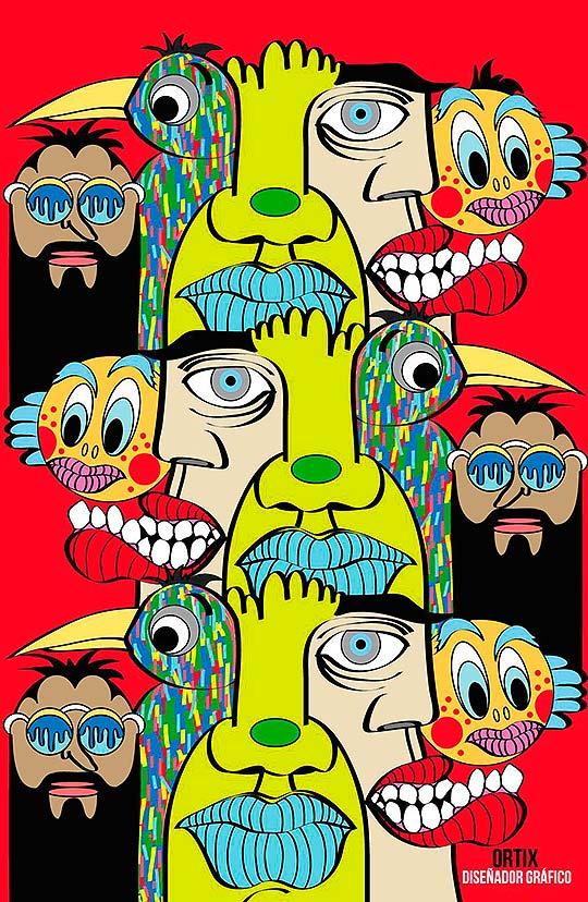 Ilustración de Giovanny Ortiz Jiménez
