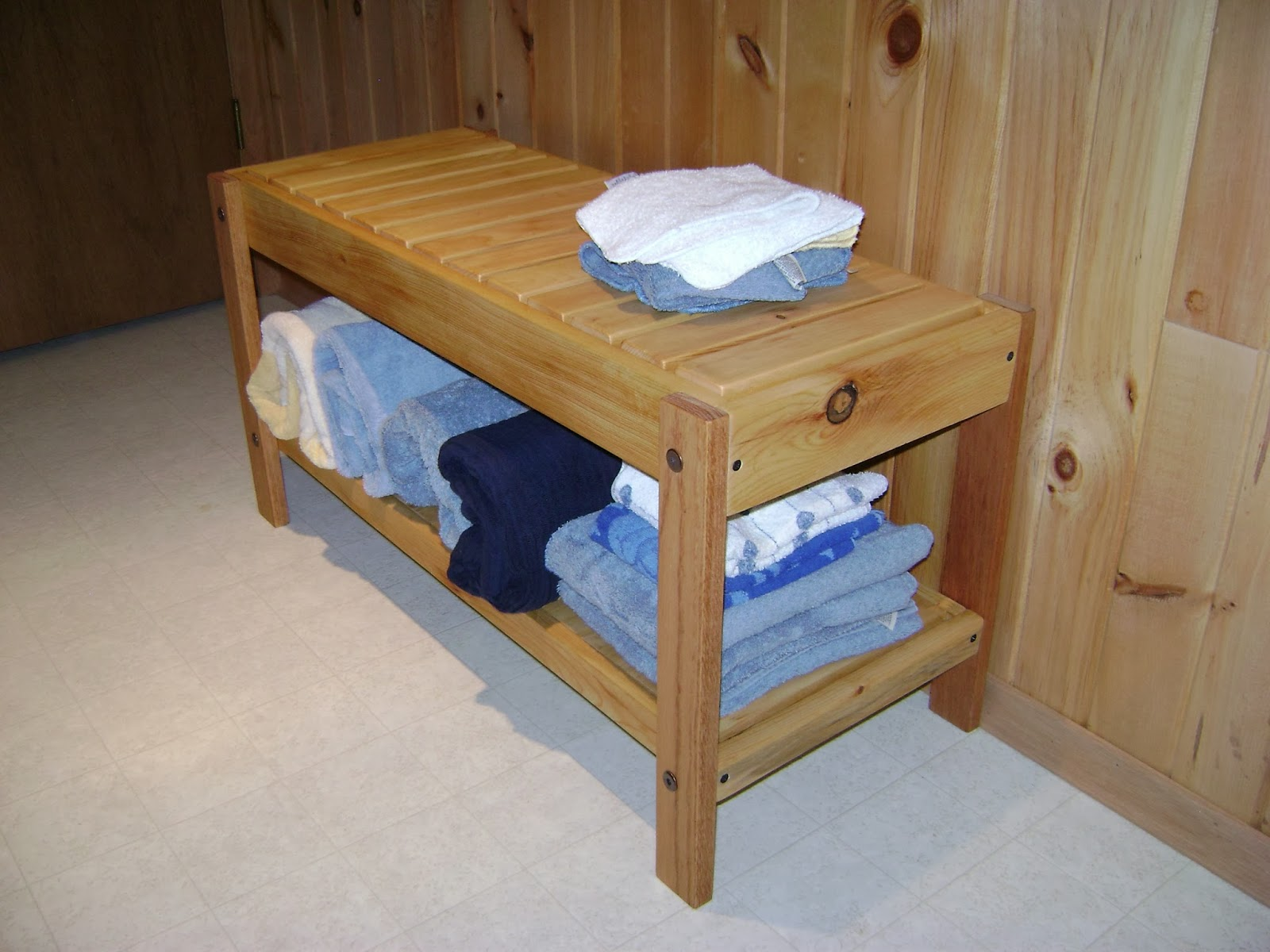 Huffin Puffin Plans Projects Bathroom Bedroom Entrance Bench