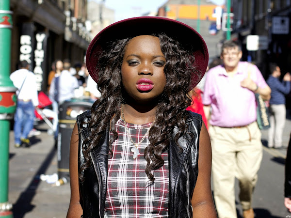FASHION | TARTAN X GRUNGE IN SHOREDITCH 2 FEATURING SELECT FASHION ,H&M,NEW LOOK AND EBAY