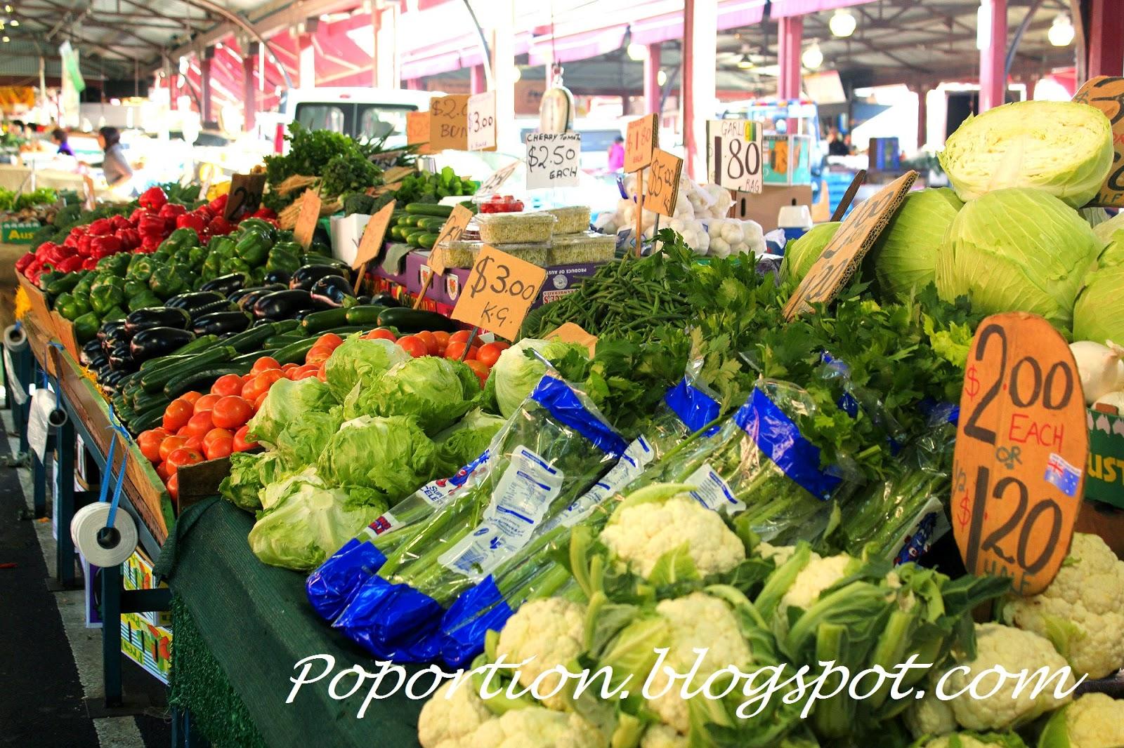 vegetables melbourne