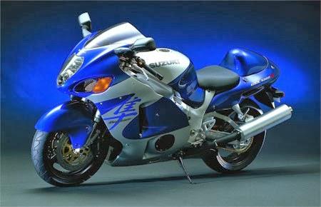 Spesifikasi Suzuki Hayabusa
