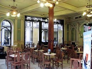 Café A Brasileira coffee photo by Joao Pires Porto Portugal Europe