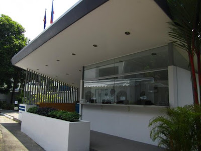 Philippine Embassy in Singapore's Improved Look 1