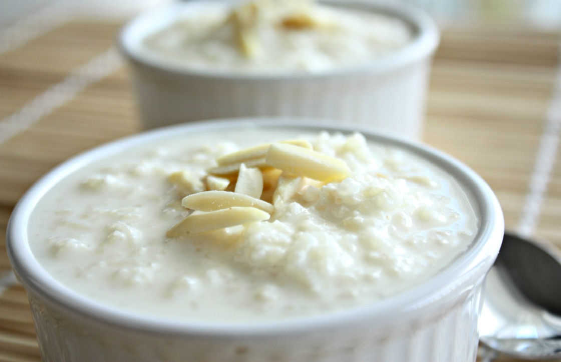 Our Eyes Eat First: Kheer - Indian Rice Pudding