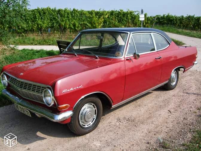 opel rekord a b for sale opel rekord coupe a france. Black Bedroom Furniture Sets. Home Design Ideas