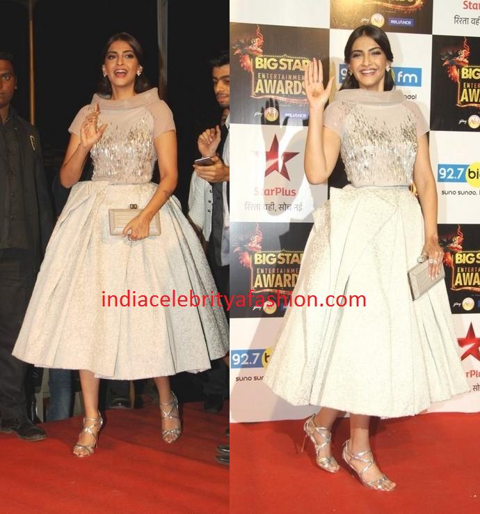 Sonam Kapoor in Rami Al Ali Outfit
