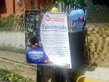 Fiesta Infantil por los CONSEJOS COMUNALES I Y III DE LA URB. SIMON BOLIVAR