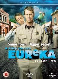 Assistir Eureka 3 Temporada Dublado e Legendado Online
