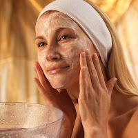 Express masks for facial skin