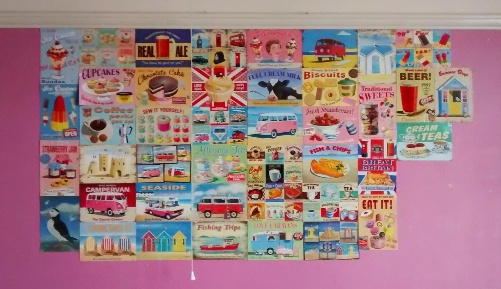 Martin Wiscombe Postcards