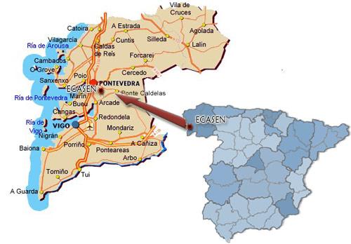 Pontevedra galicia espa a turismo en la ciudad sitios - Donde alojarse en galicia ...