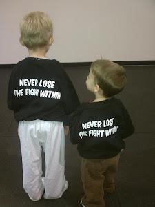 MATA Karate T-Shirts