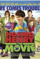 Download Horrid Henry: The Movie (2011) DVDRip 350MB Ganool