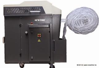 寧泰AC1000氣墊製造機